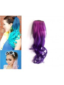 HO4549 - Pony Tail Wig Gradient Violet