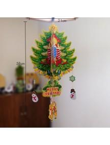 HO4596 - Ornament  Christmas Paper