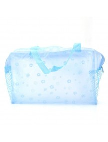 HO4602 - Tas Fashion Waterproof Serbaguna (BIRU)