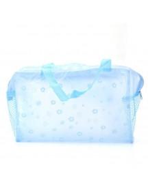 HO4602 - Tas Fashion Waterproof Serbaguna (BIRU)