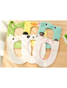HO4625W - Tatakan Dudukan Kloset Toilet Fashion Model Animals