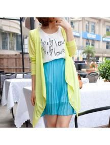 HO4639C - Cardigan Fashion Slim Sun Protection