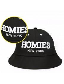 HO4893 - Topi Bucket Hat Homies NY
