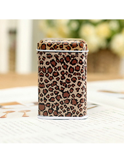 HO4401 - Storage Tin Box / Jewelery Box