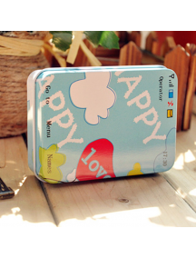 HO4404 - Storage Tin Box
