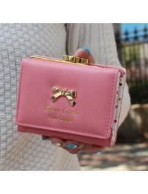 HO2670E - Dompet Fashion Pita (Pink Tua)