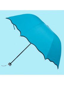 HO2985B - Payung Hujan & Panas UV (BIRU)