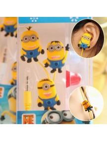 HO4092 - EarPhone Cute Model Minions Despicable ME (Random Model)