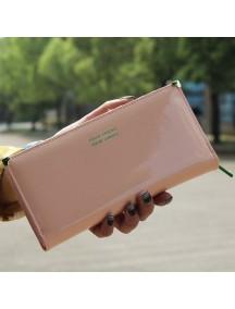HO4116B - Dompet Fashion Love Fold Bucket (Pink)
