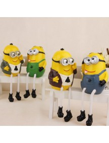 HO4124 - Patung Dekorasi Minions Despicable ME Set (2Pcs)