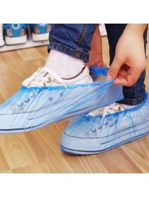 HO4138 - Plastik Cover Sepatu Higenis Serbaguna Agar Sepatu Tetap Bersih (isi 10 Pcs)