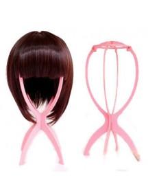 HO4201 - Wig Stand Bracket Tempat Rambut Palsu