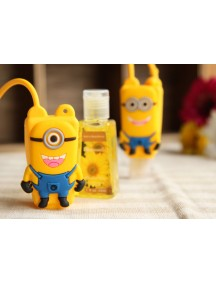 HO4204 - Instant Hand Sanitizer Anti Bacterial 29ml + Pouch Minions