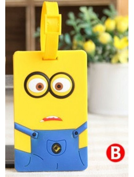 HO4226 -  Minion Luggage tag / bus card package / card sets