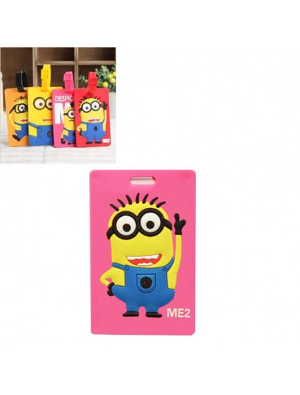 HO4227 -  Minion Luggage tag / bus card package / card sets