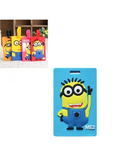 HO4228 -  Minion Luggage tag / bus card package / card sets