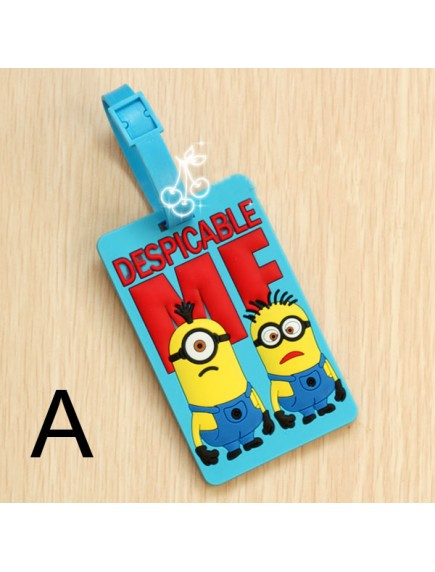 HO4229 -  Minion Luggage tag / bus card package / card sets