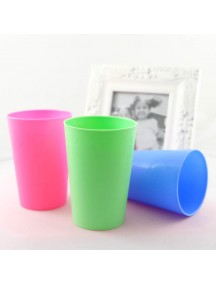 HO4267 - Gelas Plastic (Random Color)