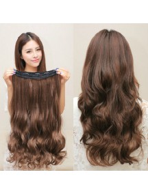 HO4360 - Wig Hair Clips Wave Brown