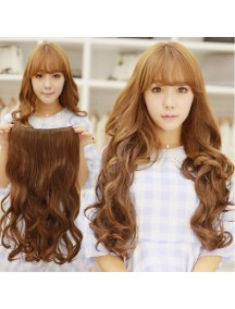 HO4361 - Wig Hair Clips Wave Light Brown