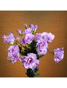HF1055 - Bunga Dekorasi Ungu