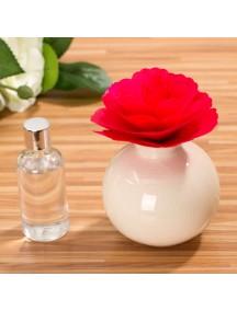 HF1113 - Bunga +Pot  Dekorasi Aromatheraphy