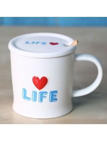 HF1162 - Gelas Mug Love
