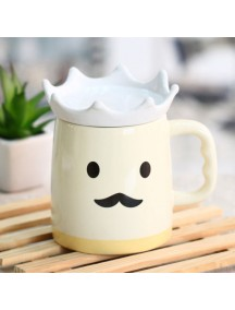 HF1193B - Gelas Mug Cute Crown