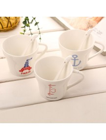 HF1227 - Gelas Mug Fashion Set ( 3 Pcs )