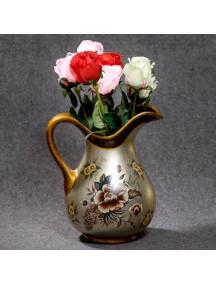 HF1245 - Vas Dekorasi Europe Style Bunga