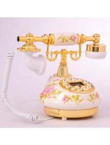 HF1275 - Telepon Fashion Corak Bunga
