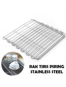 HF1290 - Rak Piring Tiris Air Stainless Steel