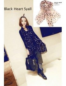 PHO1221 - Syall Fashion Love (HITAM)