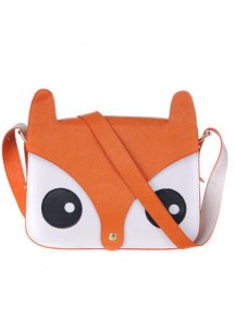 HO1819D - Tas Little Fox Retro (Orange)