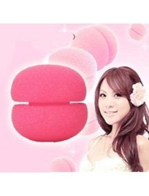 HO2271B - Hair Sponge Curly (Pink)