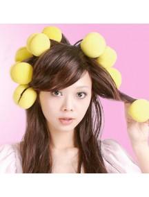HO2271C - Hair Sponge Curly (Kuning)