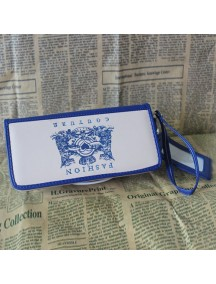 HO2660C - Dompet Fashion Royal (Biru Tua)