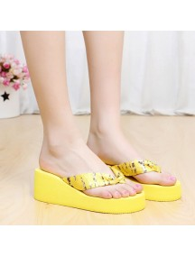 HO2677 - Sandal Fashion Leopard ( Size 37 )