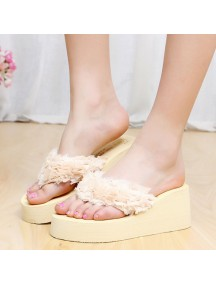 HO2680D - Sandal Fashion Bunga ( SIze 39 )