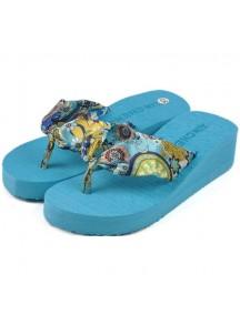 HO2695 - Sandal Fashion Bunga Pic ( Size 36 )