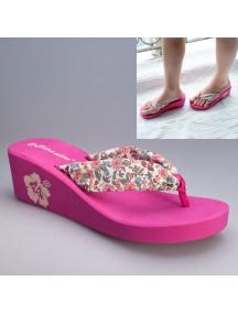 HO2712C - Sandal Fashion Bunga ( Size 38 )