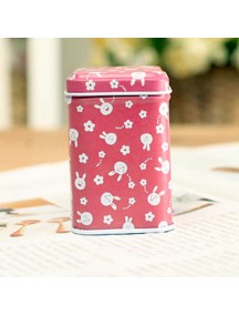 HO2976 - Storage Tin Box / Jewelery Box