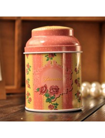 HO2978 - Storage Tin Box / Jewelery Box / Bumbu Dapur