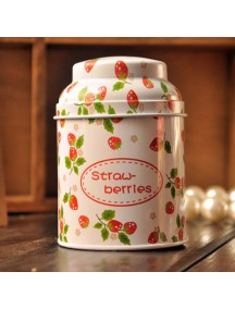 HO2979 - Storage Tin Box / Jewelery Box / Bumbu Dapur