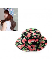 HO3078 - Topi Bucket Lemon (Black)