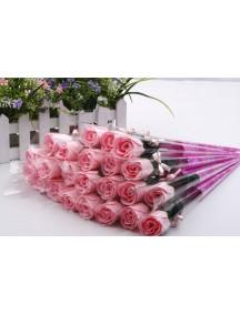 HO3081 - Rose Soap Valentine Gift (Pink)
