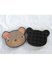HO3085 - Gift Box Bear Handmade Chocolate, Ferero, Sugar etc