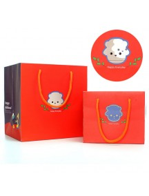 HO3128B - Gift Bag Sheep Fashion  20.5 * 16 * 21 Cm