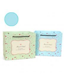 HO3140B - Gift Bag Bunga Fashion  26 * 19 * 21.5 Cm