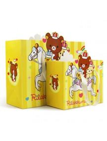 HO3144 - Gift Bag Rilakkuma Fashion  24,2 * 31 * 12 Cm